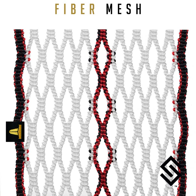 Throne Fiber Mesh Ruby