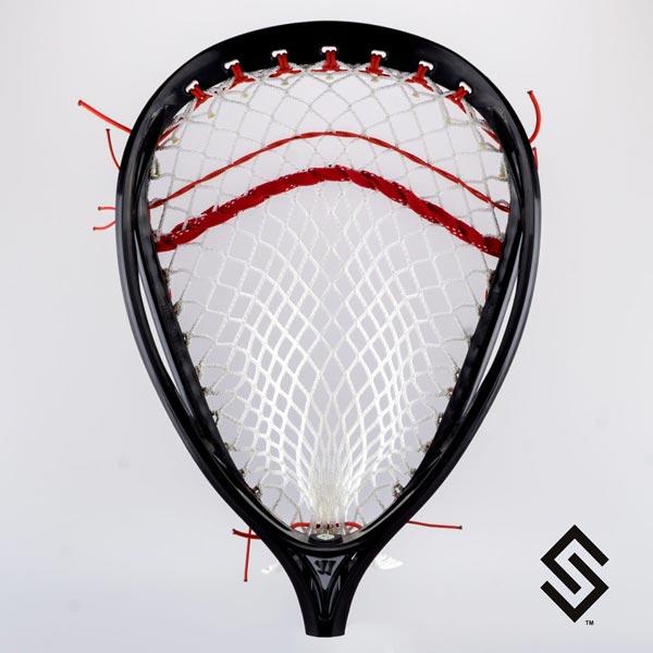 Stylin Strings LockDown Goalie Mesh Custom Lacrosse Pocket