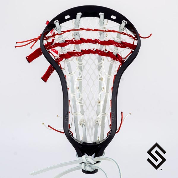 Stylin Strings Mesh X+ Custom Lacrosse Pocket
