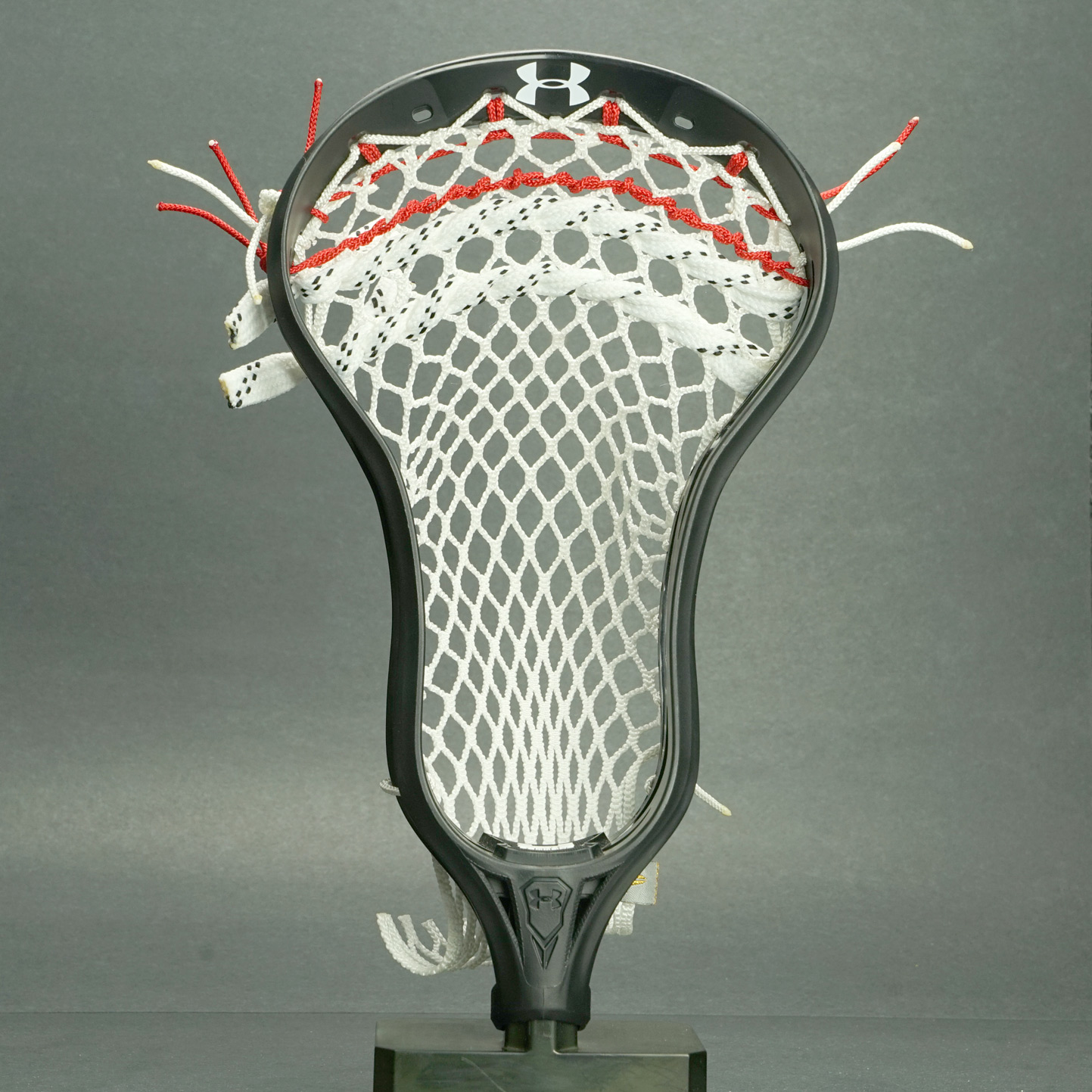 Under Armour Command Lacrosse Head PRESTRUNG with Sniper Hero 2.0 POCKET