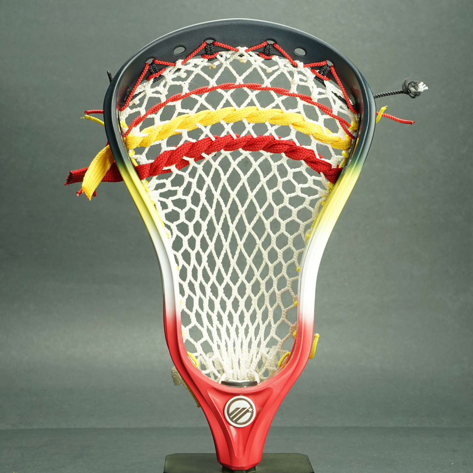 Maverik Tank Prestrung Pro Plus Pocket with 3 color fade dye