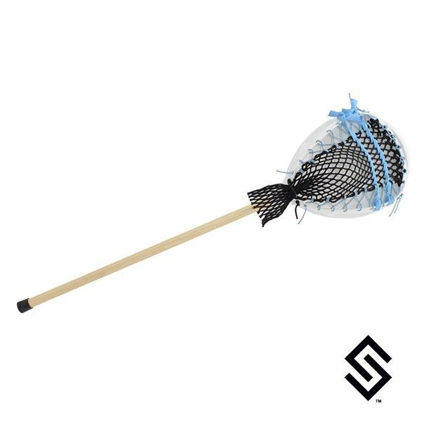 Blue Jay - Stylin Strings Limited Edition Nemesis Mini Goalie Lacrosse Fiddle Stick