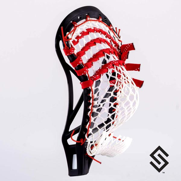 Stylin Strings Box Mesh Lacrosse Pocket