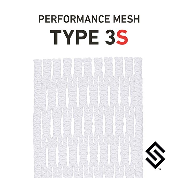 StringKing 3S Mesh White