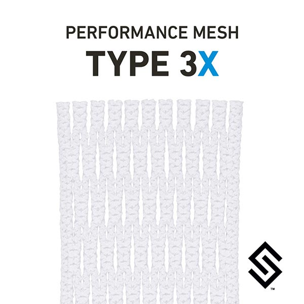 StringKing 3X Mesh White