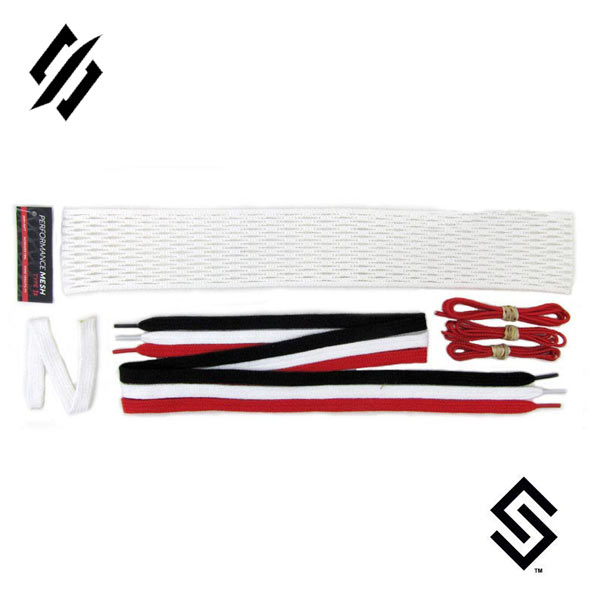 StringKing Custom Lacrosse Mesh Stringing Kit