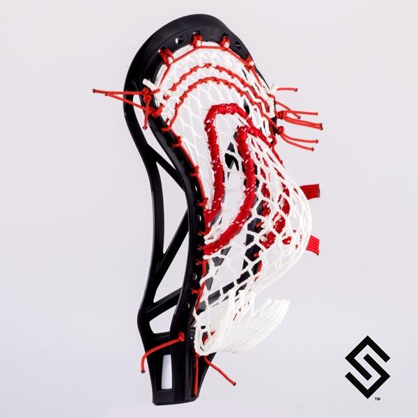 Stylin Strings California Style Mesh Lacrosse Pocket
