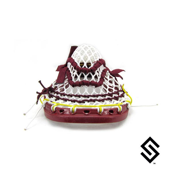 Stylin Strings California Style Mesh Lacrosse Pocket