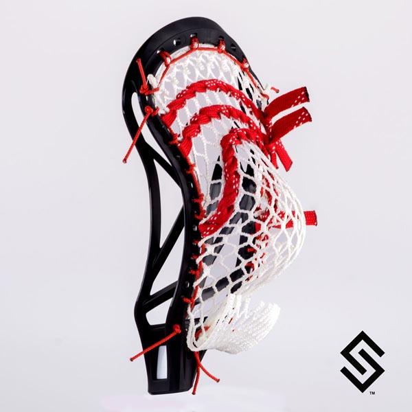 Stylin Strings Kevin Crowley Mesh Lacrosse Pocket