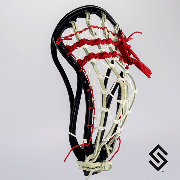 Stylin Strings Traditional Lacrosse Pocket