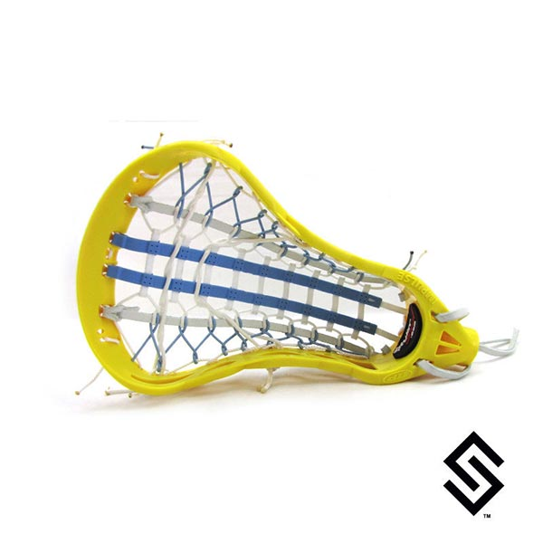 Stylin Strings Girl String Paramount Women's Custom Lacrosse Pocket