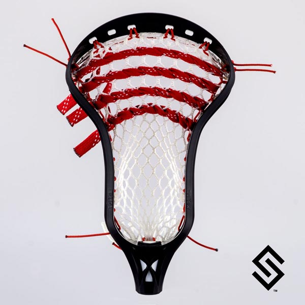 Stylin Strings Mark Matthews Gonzo Mesh Lacrosse Pocket