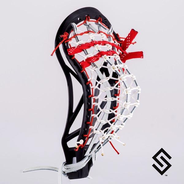 Stylin' Strings Men's Ladder Custom Lacrosse Pocket