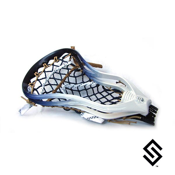 Stylin Strings One-Color Fade Top or Bottom Lacrosse Dye Job