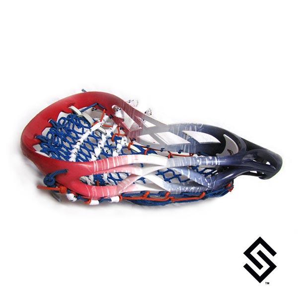 Stylin Strings Three Color Glue Fade Lacrosse Dye Job