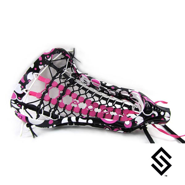 Stylin Strings Build Your Own Custom Lacrosse Dye Job