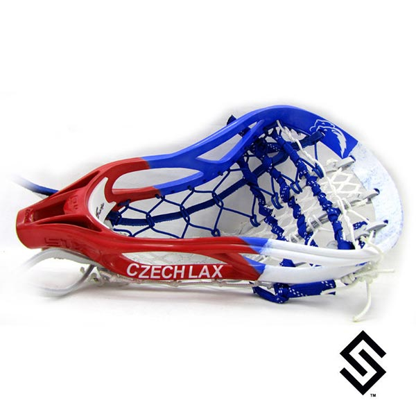 Stylin Strings Czech Republic Lacrosse Dye Job