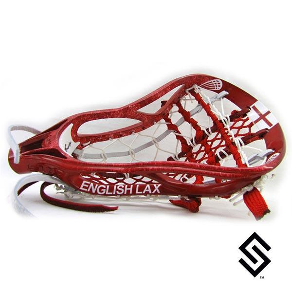Stylin Strings England Lacrosse Dye Job