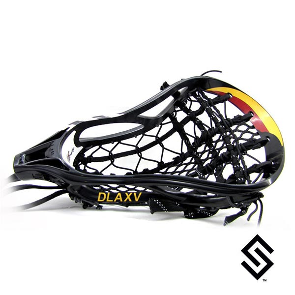 Stylin Strings Germany Lacrosse Dye Job