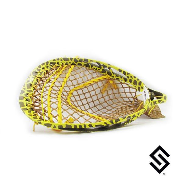Stylin Strings Giraffe Lacrosse Dye Job