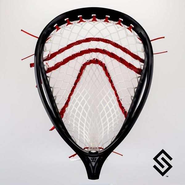 Stylin Strings G-Pro- Goalie Mesh Custom Lacrosse Pocket