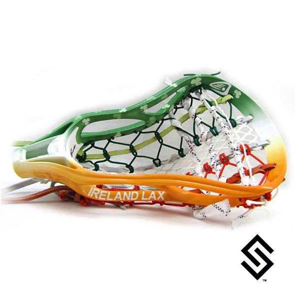 Stylin Strings Ireland Lacrosse Dye Job