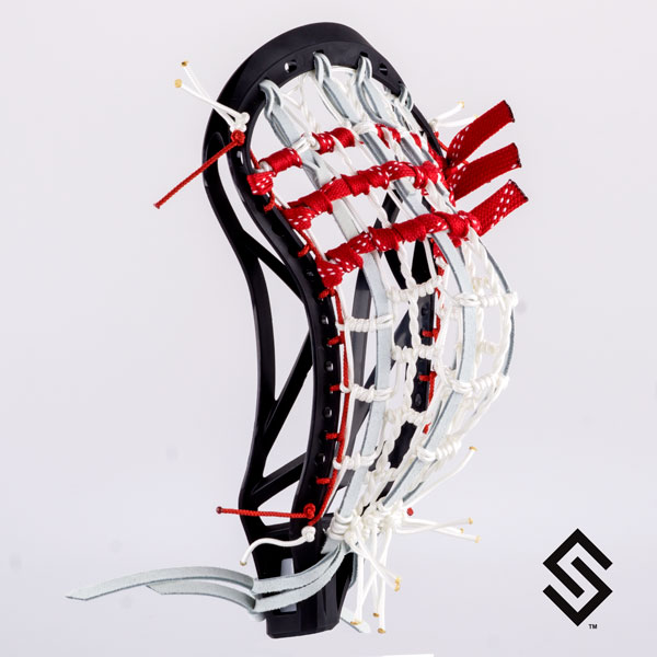 Stylin Strings Ish Custom Lacrosse Pocket