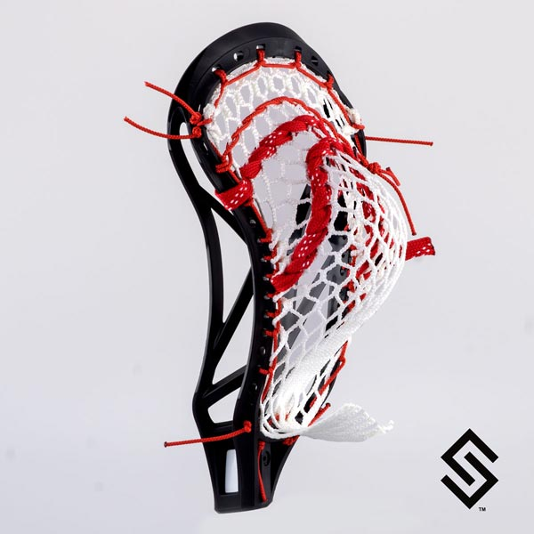 Jimalax - JimaHIGH Lacrosse Pocket by Stylin Strings