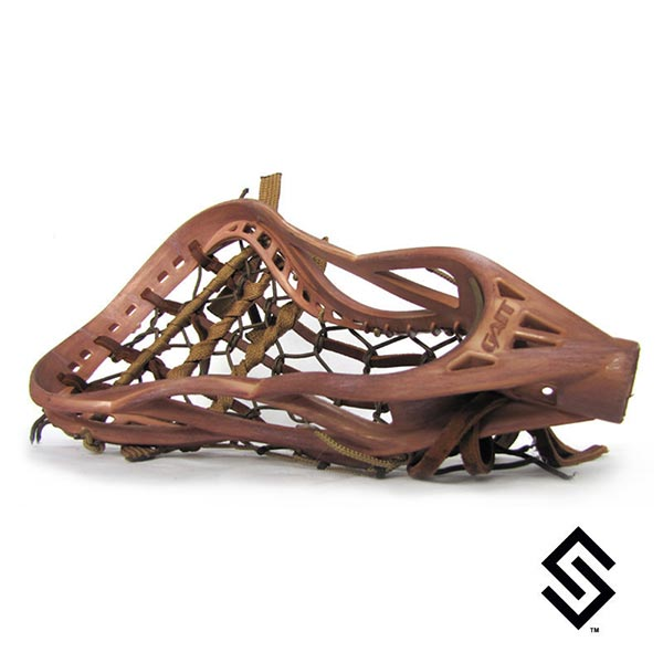 Stylin Strings Wood Replica Custom Lacrosse Dye Job
