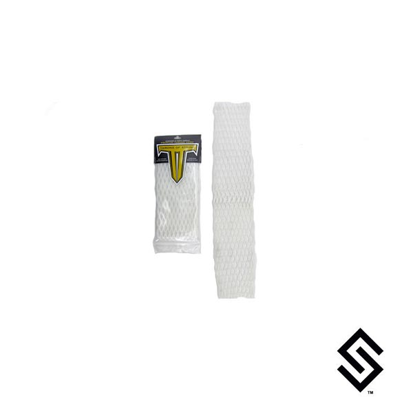 Throne Lacrosse Mesh Solid White 15mm