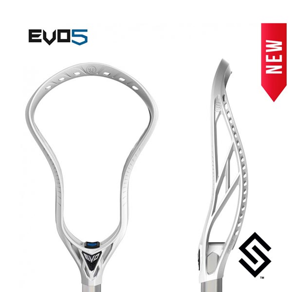 Warrior Evolution 5 Lacrosse Head Universal