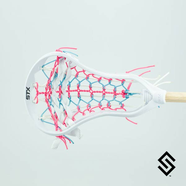 The Cotton Candy - Stylin Strings Mini Pita Lacrosse Fiddle Stick