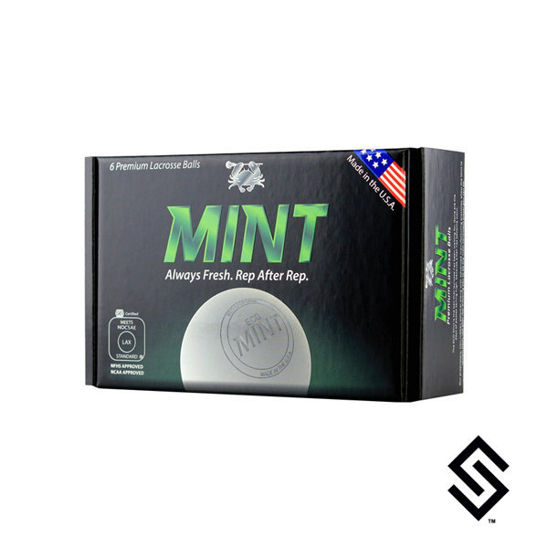 ECD Mint Ball White 6-Pack