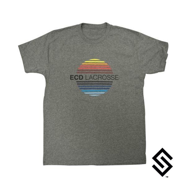 ECD Sunrise T-shirt  Grey