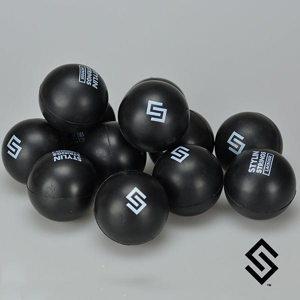 Stylin' Strings Foam Ball 12-Pack