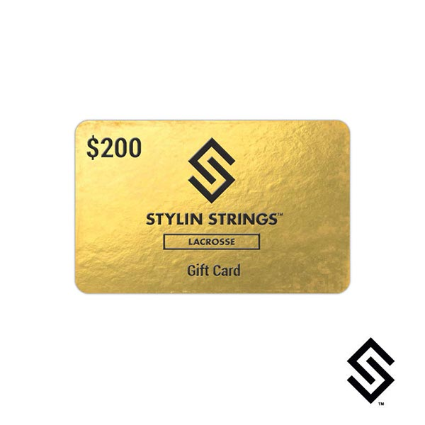 StylinStrings $200 Gift Card