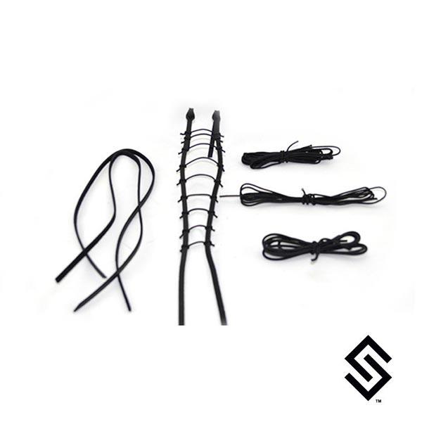 Stylin Strings Custom Lacrosse Women's Ladder Pocket Stringing Kit