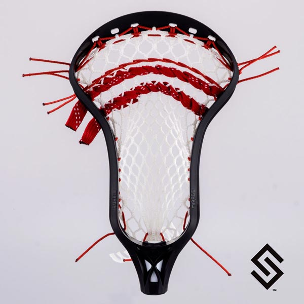 Stylin Strings Sniper Mesh Lacrosse Pocket - NCAA/NFHS