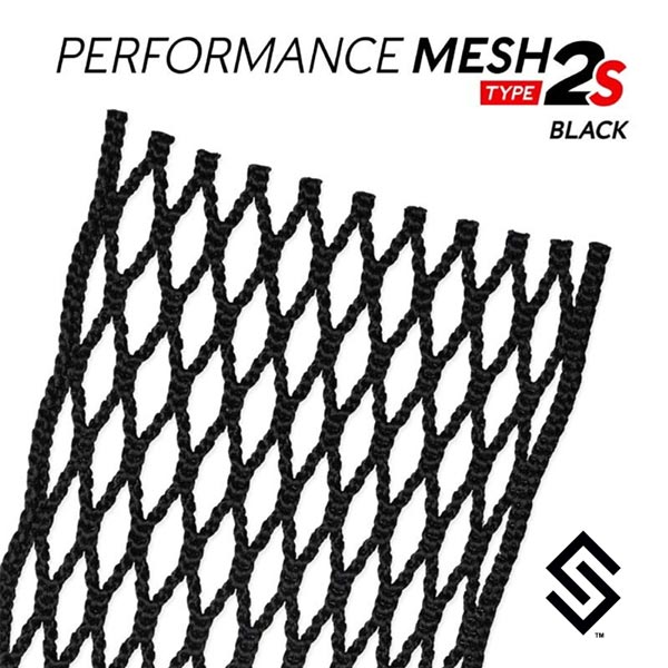StringKing Performance Mesh Type 2s Black