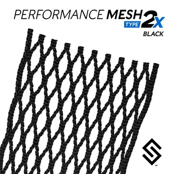 StringKing Performance Mesh Type 2x Black