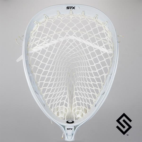 STX Eclipse 2 prestrung with Stylin' Strings Lockdown Pocket