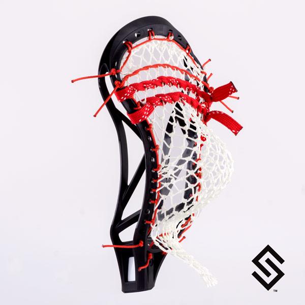 Stylin' Strings STX Knot Mesh Lacrosse Pocket - NCAA/NFHS