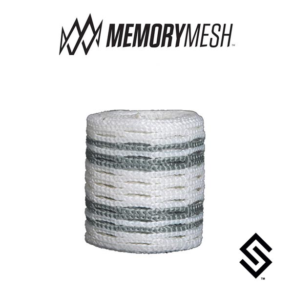 STX Memory Mesh Platinum Color Lacrosse Mesh