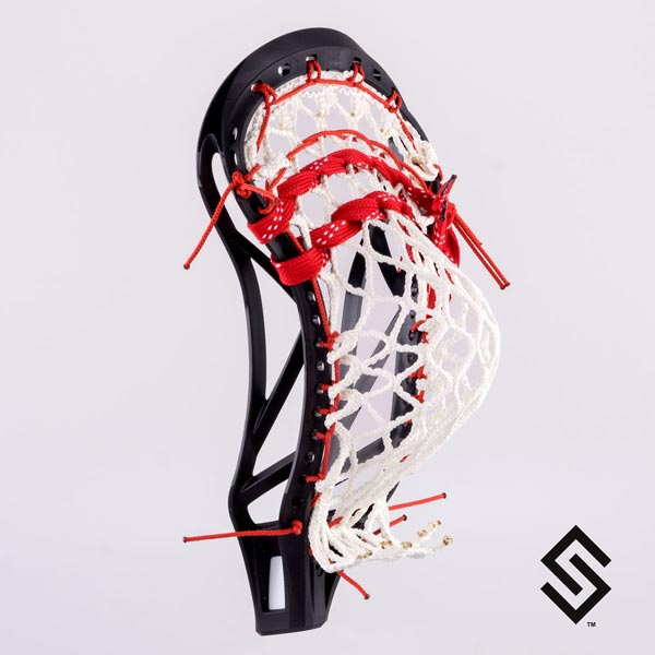Stylin Strings 6 Diamond Monster Mesh Lacrosse Pocket