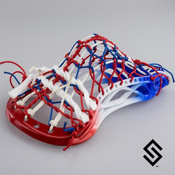 The Ronald Reagan Super 'Murica - Stylin Strings Mini Pita Lacrosse Fiddle Stick