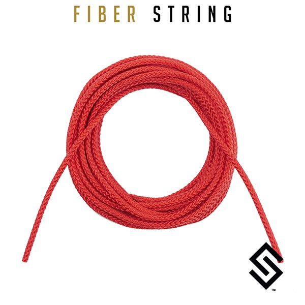 Throne Fiber Strings Pack Red