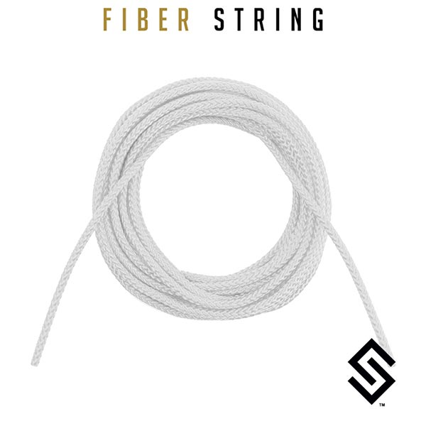 Throne Fiber Strings Pack White