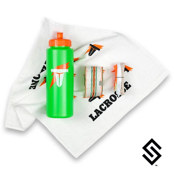 Throne LIMITED EDITION Fiber Mesh 2 Quencher Kit With Bottle and Towel